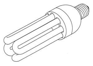 Так виглядає запатентована лампочка.