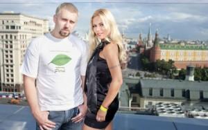 Репер Серьога і прийомна донька Галицького - співачка Рі