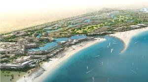 Архітектори «Wimberly Allison Tong & GOO», найняті Пригодським, мають у порфтфоліо такий проект гольф-клубу на узбережжі Єгипту.