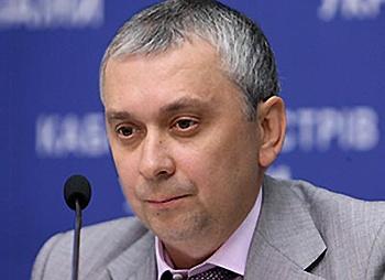 Голова Держархбудінспекції Олександр Рибак, син голови Верховної Ради Володимира Рибака.