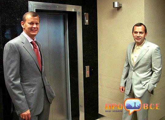 Сергій і Андрій Клюєви.