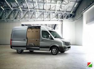 Volkswagen Crafter Kasten 35 коштував Нацбанку майже півмільйона гривень.