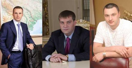 «Смотрящие» Януковича (фото)