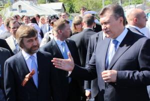 Вадим Новінський отримав українське громадянство від Віктора Януковича.