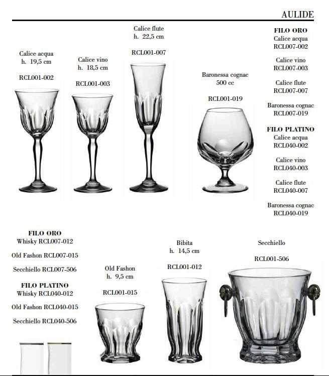 стакани Олайдо