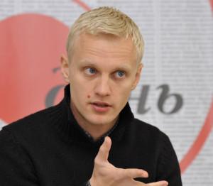 Голова правління «Центру протидії корупції» Віталій Шабунін