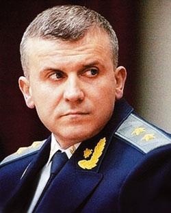Заступник Генпрокурора Микола Голомша