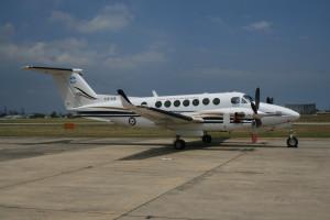Australian_Beechcraft_B300_King_Air_350