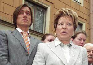 Сергей стал миллиардером пока его мама Валентина Матвиенко была питерским губернатором.