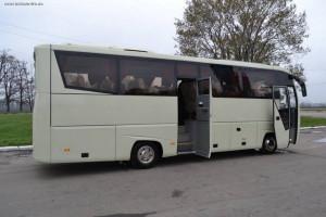 Автобус Атаман А-09620 з кондиціонерами та моніторами коштуватимуть Нацгвардії 1,57 млн грн.