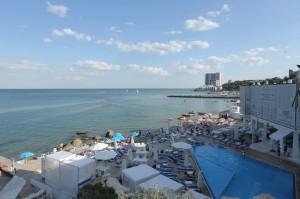 """Пляж """"Портофіно"""". Фото з офіційного сайту закладу"""