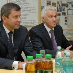 Віктор Пилипишин і Володимир Литвин