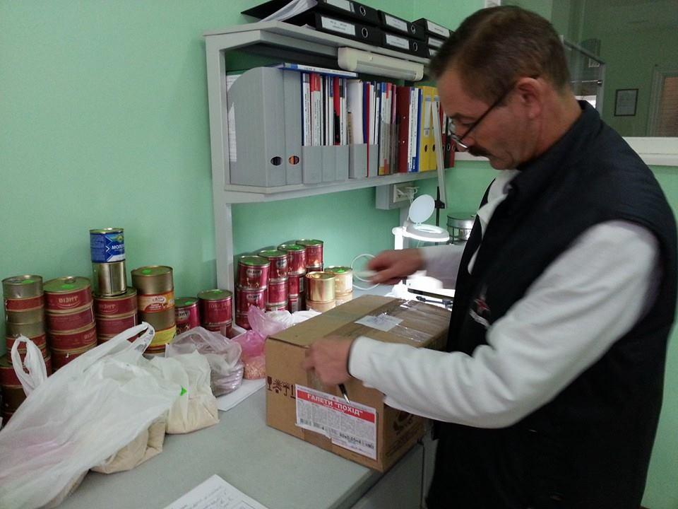 Помічник міністра оборони Юрій Бірюков у жовтні повідомив, що занадто дешеві консерви (у тому числі від «Візиту») для військових виготовляють незрозуміло з чого. Однак про результати перевірки даних не було.