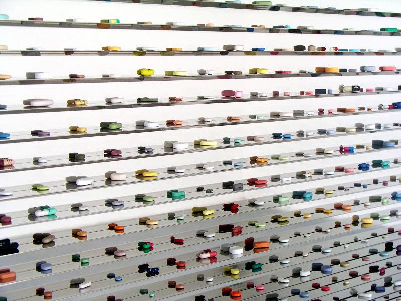 Ці пігулки від Херста були продані за $19 мільйонів.