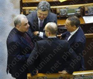 Давид Жванія нині в команді Петра Порошенка, а Микола Мартиненко в партії Арсенія Яценюка.