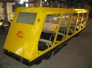 Ось така вагонетка від Ахметова коштує вже півмільйона гривень.