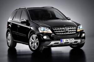 У голови суду звідкись взялись гроші на такий Mercedes ML-350 за 907 тисяч