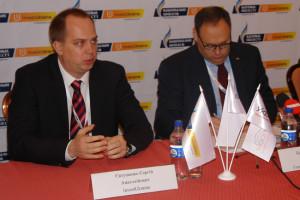 Сергій Євтушенко і Владислав Каськів