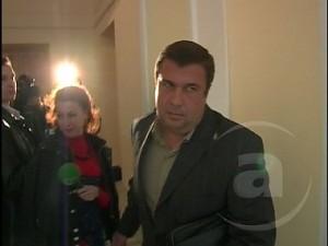 Дмитро Завальний під час суду за вбивство Кушнарьова.