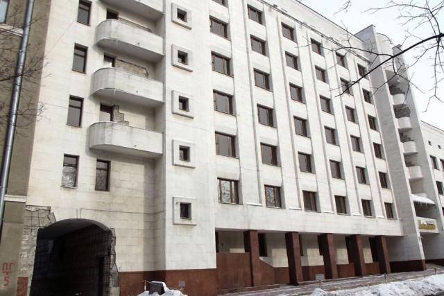 """Так виглядав готель """"Київський""""..."""