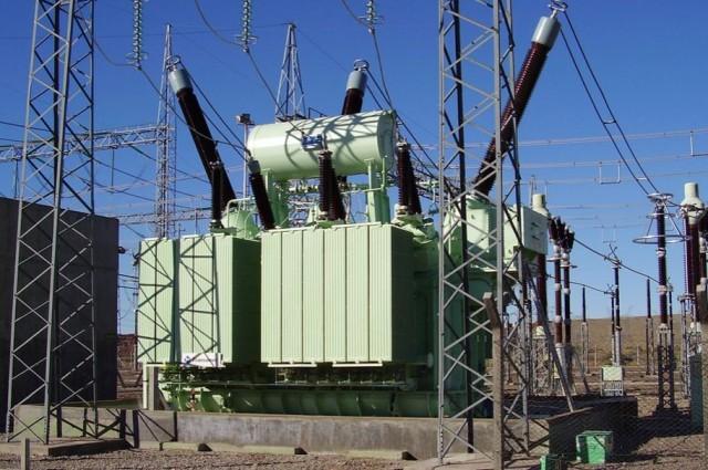 """Ось такі та ще більші трансформатори григоришинського заводу хоче купити """"Укренерго"""" на 2 млрд грн. Вартість одного - близько 100 млн грн."""