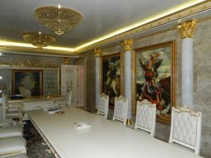 Переговори про входження людей Анісіма проходили у відомому «золотому офісі»