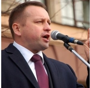 Андрій Руденко, заступник мера Кернеса