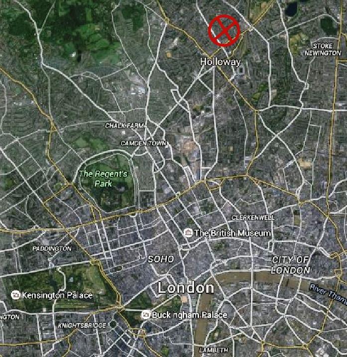 Так виглядає район, де знаходиться не задекларована квартира Насірова