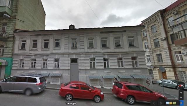 ющенко будинок