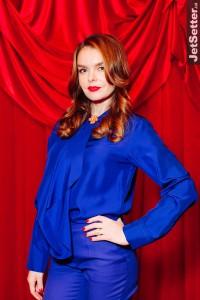 Дружина Гліба Загорія Ольга Олексенко — директорка ювелірного магазину «Van Cleef & Arpels» цього літа стала співвласницею банку «Софійський».