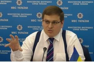 """Олексій Тахтай після """"пісчаної"""" афери отримав підвищення до заступника міністра МВС."""