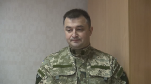 Керівник Військової прокуратури сил АТО Костянтин Кулик. Фото УНІАН