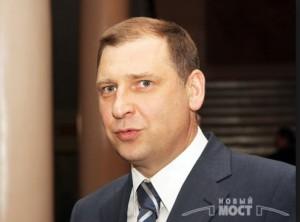екс-заступник голови Дніпропетровської облради Віктор Науменко