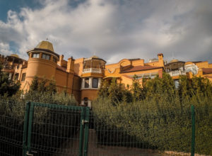 Будинки Олени Ісак на Оболонській набережній, 45,47 (джерело - Insider)