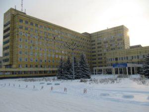 Дніпропетровська міська багатопрофільна клінічна лікарня № 4