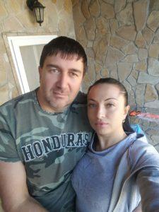 Сергій Моісєєв та Ірина Чекалова