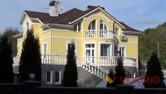 Будинок доньки Миколи Баранова – судді апеляційного суду Вінницької області Марини Якименко