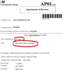 ATG Overseas Ltd