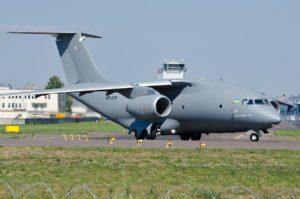 Ан-178 на Le Bourget-2015