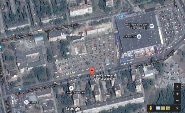 київпастранс карта