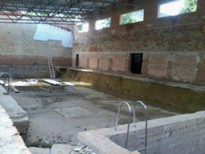 Стан басейну станом на липень 2015 року
