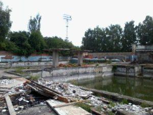 Стан басейну станом на липень 2015 року_