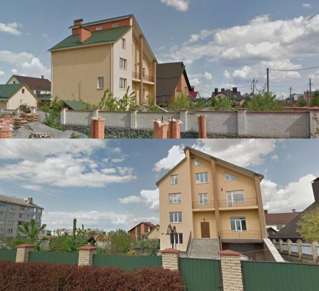 Будинок Сергія Ткача у селі Агрономічне на Вінниччині