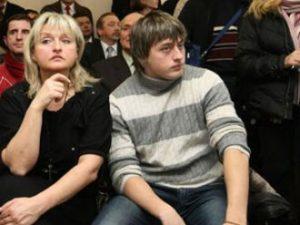 Ірина і Олександр Луценки