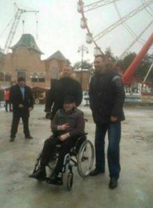 Російській бізнесмен Павло Фукс у січні 2016 року погуляв по Харкову з Геннадієм Кернесом і Віталієм Кличком.