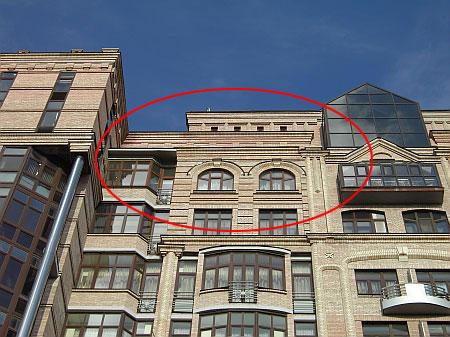 Квартира, яку раніше вважали власністю Ріната Ахметова
