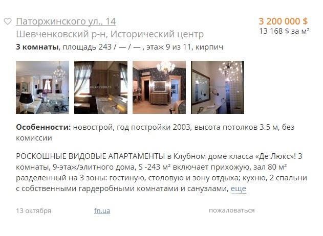 patorzhynskoho-prodazh