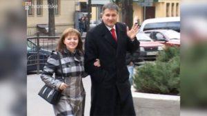 Арсен Аваков з дружиною Інною