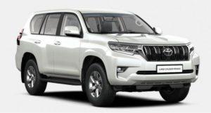 Укравтодорівці купили Land Cruiser у екс-замгубернатора за 1,4 млн гривень