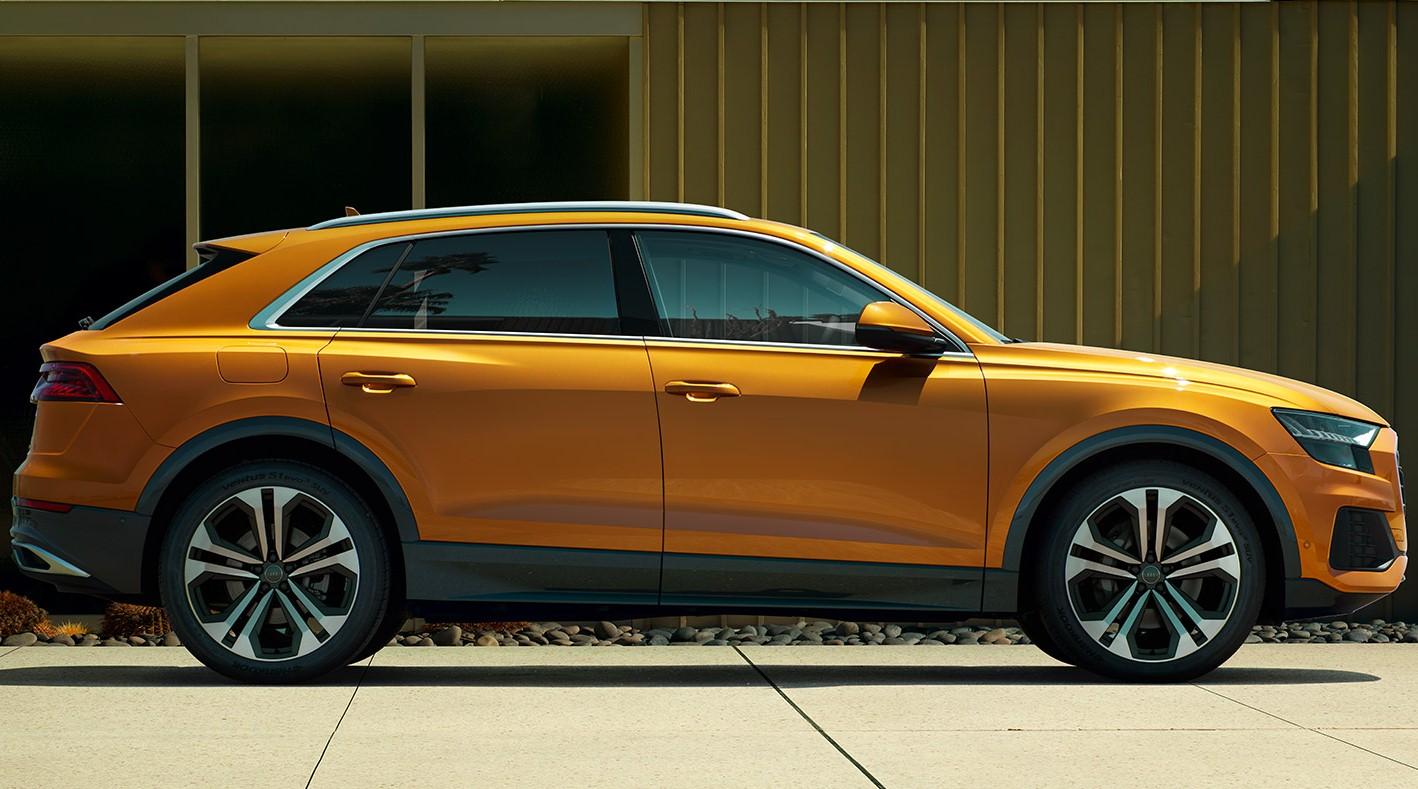 "Результат пошуку зображень за запитом ""«Сонячна» фірма дружини мера купила позашляховик Audi Q8 за 3,6 мільйона"""